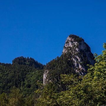 Kofel bei Oberammergau von Alexander Wolff