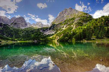 Sebensee - Tirol - Oostenrijk van Jeroen(JAC) de Jong