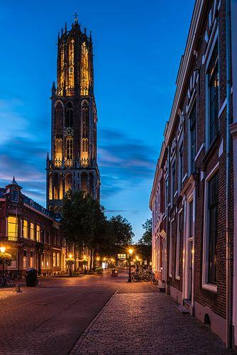 Dom-Turm, Utrecht von John Verbruggen