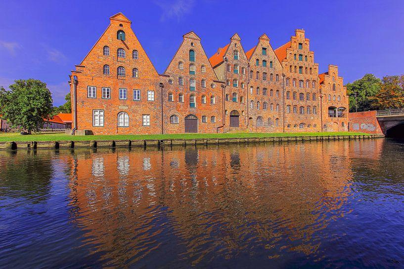 Salzspeicher Lübeck von Patrick Lohmüller
