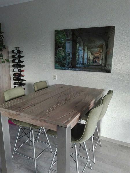 Kundenfoto: Corridor von Frans Nijland