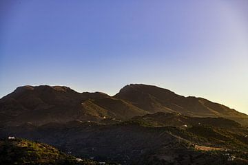 De bergen in zuid Spanje van Kelvin Middelink