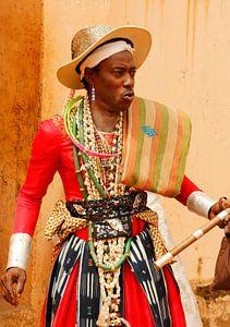 Medicijnman in Benin