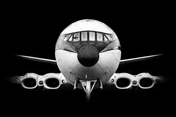 Flugzeug De Havilland Comet von Kris Christiaens