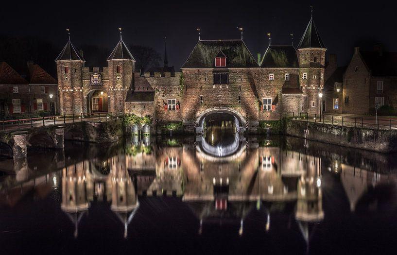 Koppelpoort Amersfoort van Jeroen Mondria