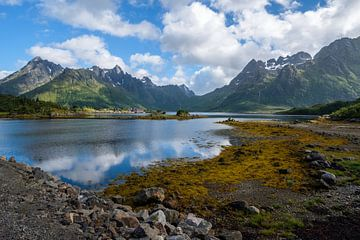 Mooi Noorwegen von Joke Beers-Blom