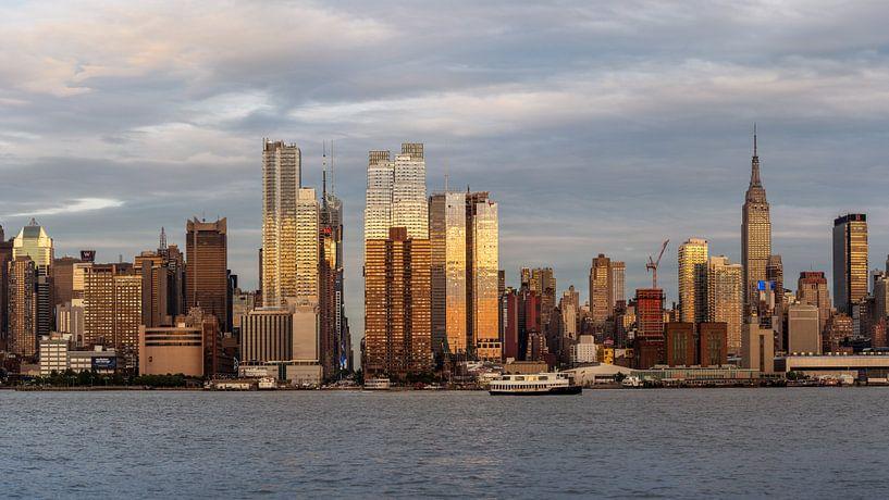 New York  Panorama van Kurt Krause