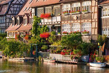 Petite Venise à Bamberg sur Werner Dieterich