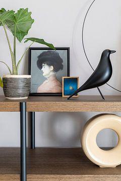 Klantfoto: Irma Brunner, Édouard Manet (gezien bij vtwonen)