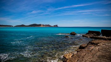 Blick zum Cabo Falco von Alexander Wolff
