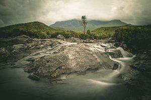 Sligachan waterval