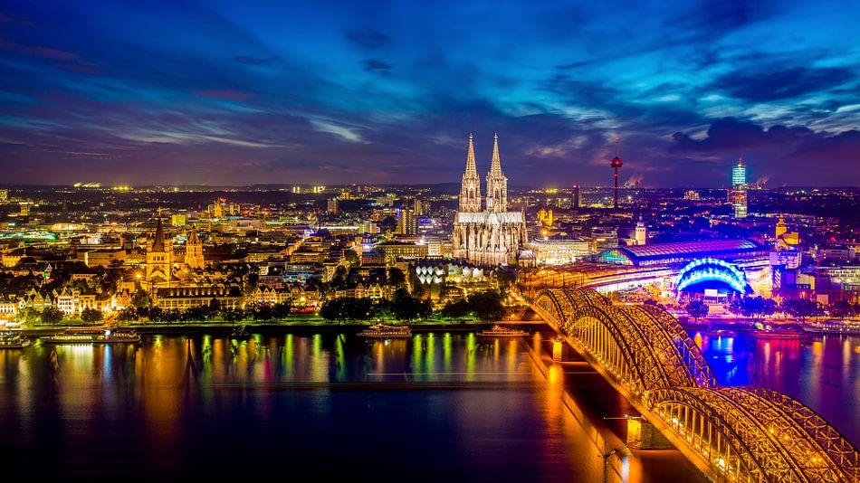 Cologne van Günter Albers
