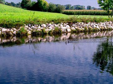 DE - Baden-Württemberg : River Danube van Michael Nägele
