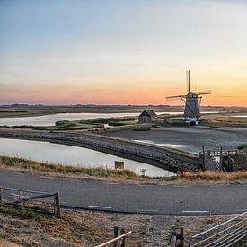 Super Texel Panorama van Justin Sinner Pictures ( Fotograaf op Texel)