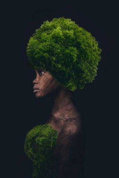 Mother nature van Elianne van Turennout