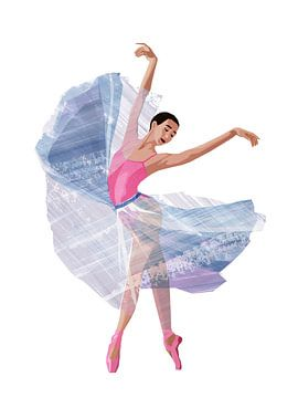 Ballerina von Goed Blauw