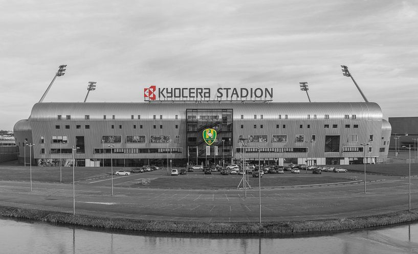 "ADO Den Haag ""Kyocera Stadion"" in Den Haag van MS Fotografie   Marc van der Stelt"