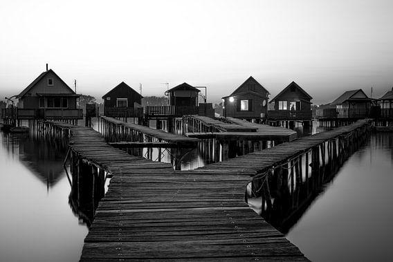 Lake hauses van Narandžić Dean