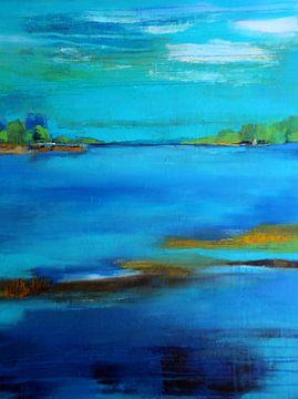 Silence au lac sur Claudia Neubauer