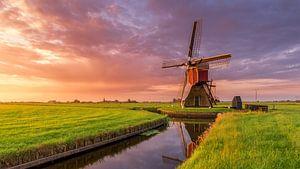 Irrigation  Windmill sur Kees Jan Lok