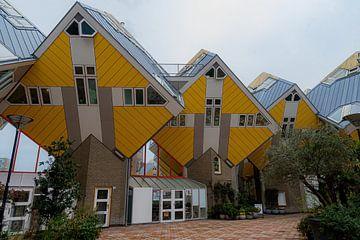 Kubus-Häuser Rotterdam von Merijn Loch