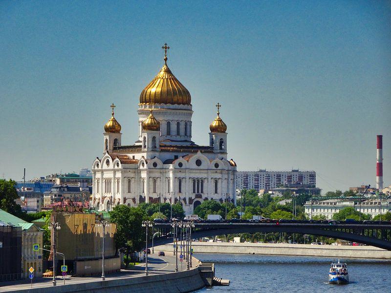 Moskou van Bart Nikkels