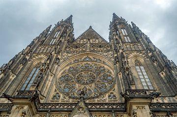 Die Kathedrale von Prag von Melvin Fotografie