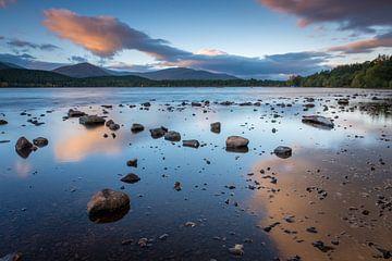 Een loch in Schotland van Fenna Duin-Huizing