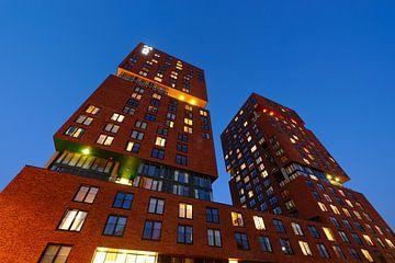 City Campus Max aan het Europaplein in Utrecht von Donker Utrecht