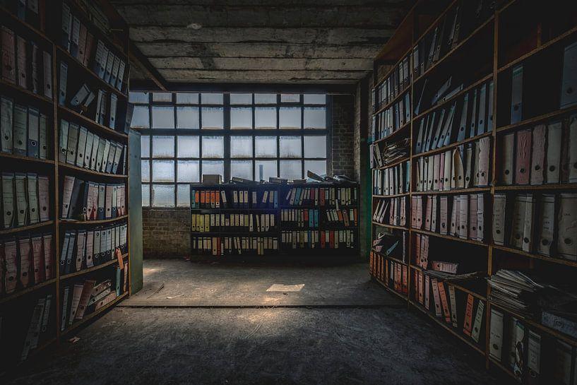 Das verlassene Archiv von Frans Nijland