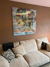 Kundenfoto: Creative Thought von Atelier Paint-Ing, auf alu-dibond