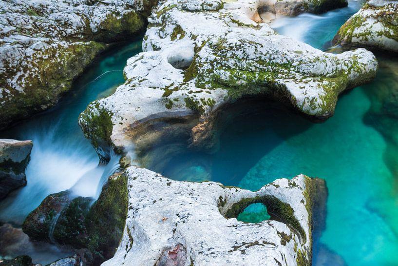 Waterspelen van Denis Feiner