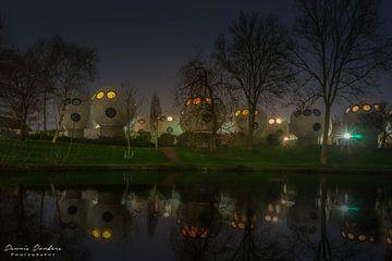 Bolwoningen Den Bosch van Dennis Donders