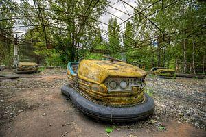 Autoscooter Tschernobyl