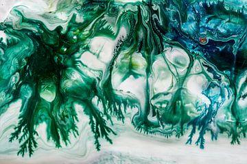 Acryl kunst 2073 van Rob Smit