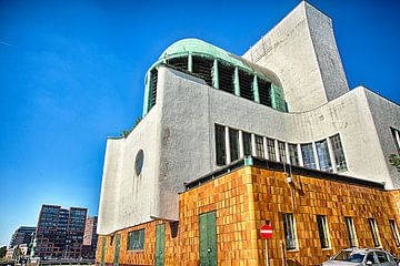 Rotterdam maastunnel van Eisseec Design