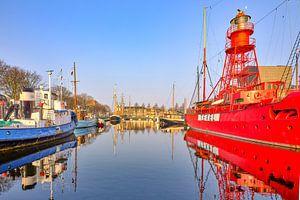 Museumhaven Willemsoord in Den Helder van eric van der eijk