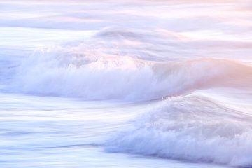 Wellen des Meeres von Gonnie van de Schans