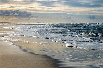 Leise Wellen - Farbe von Linsey Aandewiel-Marijnen