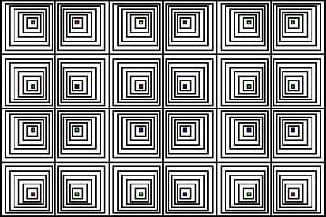 Nested | Offset | 06x04 | N=08 | V41 | Random #01 | RGBY van Gerhard Haberern