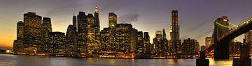 NEW YORK von Ria de Heij