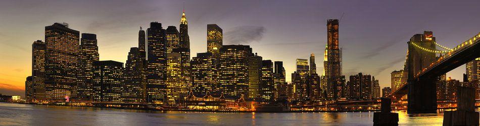 NEW YORK van Ria de Heij