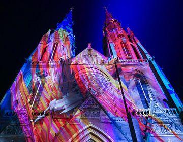 Sint Catharinakerk Eindhoven Glow 2018