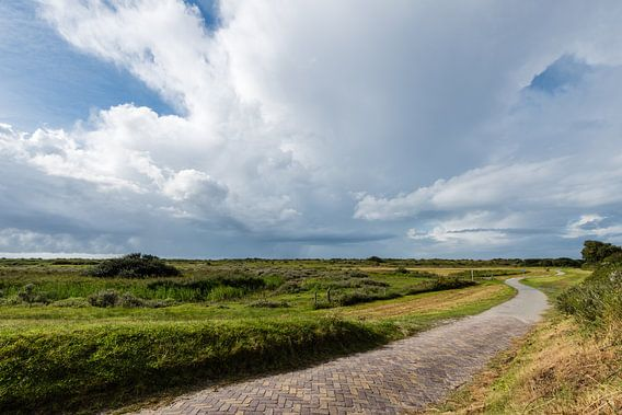 Westerburenpad, Schiermonnikoog