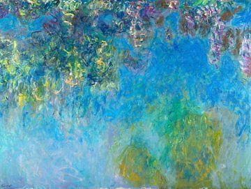 Glyzinien, Claude Monet