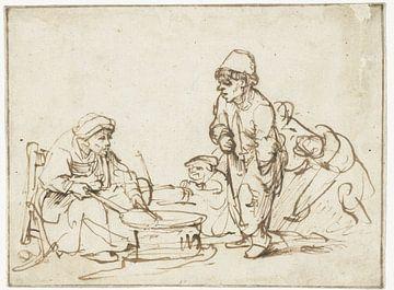 Bäcker, Rembrandt van Rijn