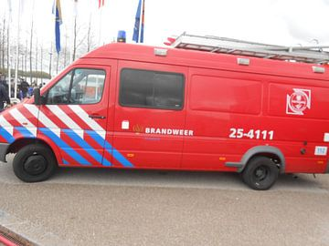 brandweer Waterongevallenvoertuig(WO) von Persbureau Hofman B.V.
