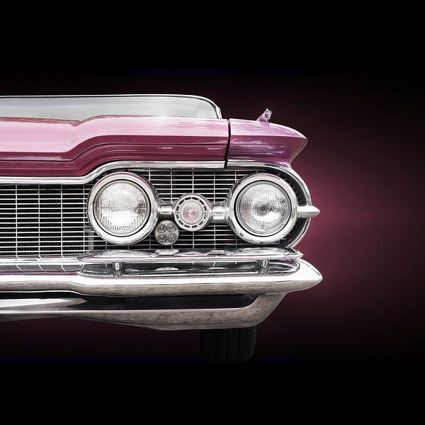 Voiture classique américaine 1959 Super 88 sur Beate Gube