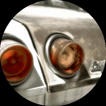 Chevrolet tail light van Humphry Jacobs