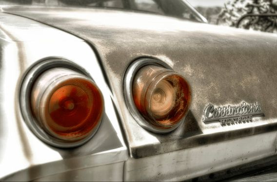 Chevrolet tail light